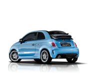 Fiat-Abarth 500C Car Range