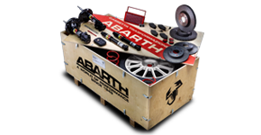 Abarth Koni Esseesse Tuning Kit