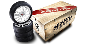 Abarth Esseesse Rim Tuning Kit